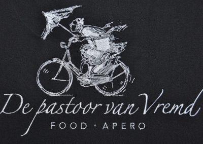 Pastoor van Vremd logo